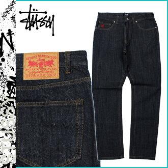 Stussy STUSSY denim jeans jeans jeans mens