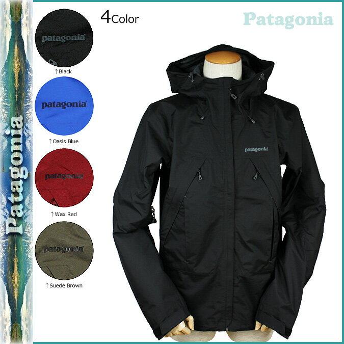 パタゴニア ストームジャケット メンズ