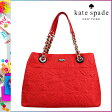[SOLD OUT]送料無料 ケイトスペード kate spade トート バッグ [ ガーネット ] WKRU 2089 612 カバン 鞄 [ 正規 あす楽 ]【□】