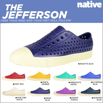 Native NATIVE JEFFERSON Sandals shoes Jefferson EVA material men women