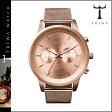 送料無料 トリワ TRIWA 腕時計 NEST106 ROSE NEVIL メンズ レディース ウォッチ 時計 レザー ユニセックス ローズ [ 正規 あす楽 ]★★