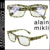 アランミクリ alain mikli メガネ 眼鏡 マルチ セルフレーム メンズ レディース あす楽 [★20]