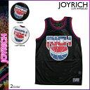 ジョイリッチ JOYRICH タンクトップ タンク 2カラー RICH BALL TANK メンズ レディース [S70][返品不可]