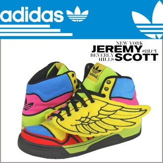 Adidas originals adidas Originals Jeremy Scott sneakers G61380 SCOTT WINGS men's スコットウィングス
