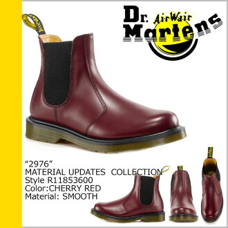Dr. Martens Dr.Martens Couleur R11853600 2976 leather men women