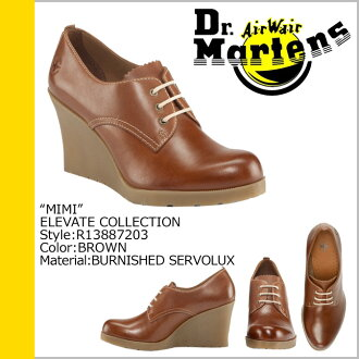 Dr. Martens Dr.Martens pumps boots R13887203 MIMI Leather Womens