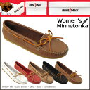 "Lady's SMOOTH LEATHER MOCCASIN leather Mine Tonka MINNETONKA mousse leather moccasins [5 colors] [613 614 616 617 619]; ""5/24 additional arrival] [authorized comfort tomorrow],"" [Father's Day]"