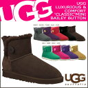 3352 アグ UGG mini-Bailey button [9 colors] MINI BAILEY BUTTON mouton boots Lady's [authorized comfort free shipping tomorrow] [RCP]
