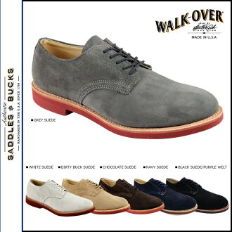 Walk-over WALK OVER plain shoes W32095 W32205 W32098 WM0001 W32096 R00103 DERBY men