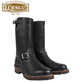 «Reservation products» «around the 10 / 23 stock» Wesco WESCO 11 inches the boss BK7700100 11INCH THE BOSS STEEL TOE E wise leather mens Wesco Engineer Boots
