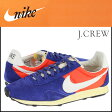 [SOLD OUT]送料無料 ナイキ NIKE J CREW スニーカー [ ディープロイヤルブルー×チームオレンジ ] 476717-401 PRE MONTREAL RACER VINTAGE スエード メンズ プリ モントリオール レーサー ヴィンテージ ジェークルー別注 [ 正規 あす楽 ]【□】