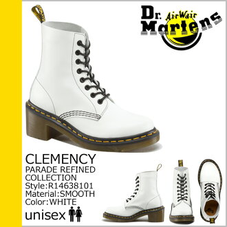 Dr. Martens Dr.Martens 8 hole boots R14638101 CLEMENCY leather men women