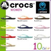 クロックス crocs レディース サンダル ビーチサンダル ビーサン MALIA OM297 海外正規品