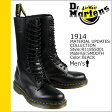 [SOLD OUT]送料無料 ドクターマーチン Dr.Martens 14ホール ブーツ 1914 レザー メンズ R11855001 ブラック [ 正規 あす楽 ]★★