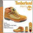 送料無料 ティンバーランド Timberland ウォータープルーフ フィールド ブーツ [ タン ] 10028 Waterproof Field Boot ヌバック メンズ [ 正規 あす楽 ]【□】