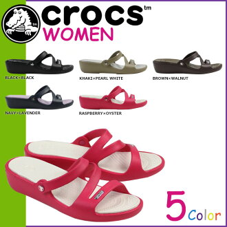 Crocs crocs women's Patricia [4 colors] PATRICIA cross light Sandals outdoor 10,386 02P01Jun14 [new stock mid-may] and [normal]