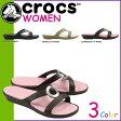 クロックス crocs レディース サンダル セアラ SANRAH 12187 海外正規品