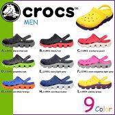 クロックス crocs メンズ サンダル デュエット スポーツ DUET SPORT CLOG 11991 海外正規品 あす楽 [30]