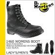 送料無料 ドクターマーチン Dr.Martens 1460 レディース 8ホール ブーツ WOMENS 8 EYE BOOT レザー メンズ R16163001 ブラック [3/28 新入荷][ 正規 あす楽 ]