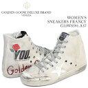 Golden Goose ゴールデングース スニーカー レディース フランシー SNEAKERS FRANCY イタリア製 G31WS591 A57 靴 クリーム