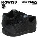 K-SWISS ケースイス キッズ スニーカー CLASSIC CHILD 20144 靴 ブラック 9000足 【CLEARANCE】