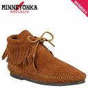 ミネトンカ MINNETONKA クラシック フリンジ ブーツ ハードソール CLASSIC FRINGE BOOT HARD SOLE レディース