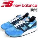 new balance 998 メンズ ニューバランス スニ...