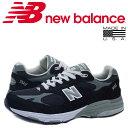 new balance ニューバランス 993 スニーカー MADE IN USA MR993BK 3ワイズ メンズ 靴 ブラック あす楽