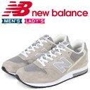 new balance ニューバランス 996 スニーカー シューズ メンズ レディース Dワイズ MADE IN USA ローカット 男性 女性 靴 クールグレー MRL996AG