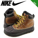 NIKE ナイキ スニーカー ブーツ キッズ WOODSIDE BOOT PS 415079-200 靴 ブラウン [9000足]