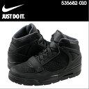 【お買い物マラソン ポイント最大30倍】NIKE ナイキ エアジョーダン スニーカー JORDAN PHASE 23 TRECK ジョーダン フェイズ 23 トレック 535682-010 メンズ 靴 ブラック