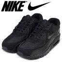 NIKE ナイキ エアマックス90 エッセンシャル スニーカー AIR MAX 90 ESSENTIAL 537384-090 メンズ 靴 ブラック [4/23 追加入荷]