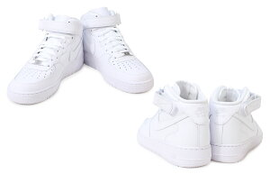ナイキNIKEエアフォーススニーカーAIRFORCE1MIDエアフォース1ミッド315123-001315123-111メンズレディース靴ブラックホワイト