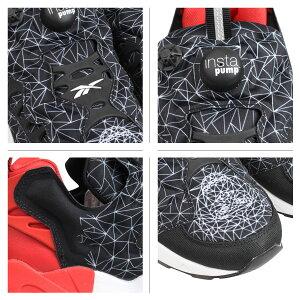 リーボックReebokインスタポンプフューリースニーカーINSTAPUMPFURYROADYEAROFTHEMONKEYV67865メンズレディース靴ブラック[2/12新入荷]