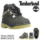 ティンバーランド Timberland ベビー キッズ FIELD BOOTS TD ブーツ フィールドブーツ 20820 [9000足]