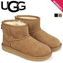 アグ UGG ムートン ブーツ クラシック ミニ 2 CLASSIC MINI II 1017715K レディース キッズ