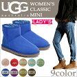 UGG アグ クラシック ミニ ムートンブーツ WOMENS CLASSIC MINI 5854 シープスキン レディース