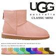 UGG アグ クラシック ミニ ムートンブーツ WOMENS CLASSIC MINI 5854 シープスキン レディース あす楽