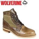 鞋子 - ウルヴァリン WOLVERINE 1000マイル ブーツ WHITEPINE 1000 MILE BOOT Dワイズ W00402 ナチュラル ワークブーツ メンズ