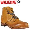 ウルヴァリン WOLVERINE 1000マイル ブーツ 1000MILE BOOT Dワイズ W05848 タン ワークブーツ