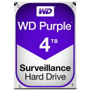 Western Digital WD PURPLE HDD 4TB WD40PURX ウエスタンデジタル ハードドライブ