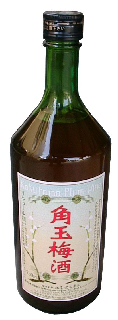 角玉梅酒 750mlの商品画像