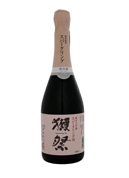 獺祭 純米大吟醸 スパークリング 50 720ml