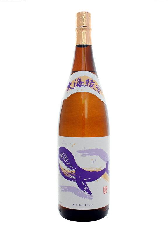 25°くじら 綾紫 白麹 1.8L