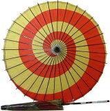 強い日差しからお肌とお着物を守ります。日傘(上)うずまき大【あす楽対応】