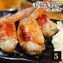 手羽先餃子(5本入)【手羽餃子】[ 国産 鶏肉 ]