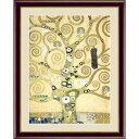 額 三幸 飾1号 生命の樹 F4 G4-BM073 クリムト 154764600