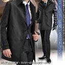 ボンディング素材・ライナー着脱式ステンカラーコート( ビジネス コート メンズ 黒 ブラック 撥水加工 人気 ビジネスコート スーツ 通勤コート)【送料無料】