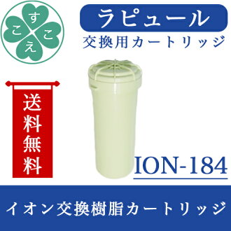 Lupul ion exchange resin cartridge ION-184