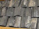 土佐木炭 樫1級 箱入り 6kg 昔ながらの木炭ですの画像